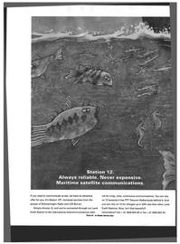 Maritime Reporter Magazine, page 30,  Dec 1994 telecommunications netw