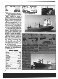 Maritime Reporter Magazine, page 32,  Dec 1994 Magnavox
