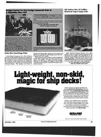 Maritime Reporter Magazine, page 55,  Dec 1994 Mississippi