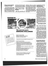 Maritime Reporter Magazine, page 56,  Dec 1994 Astilleros Espanoles