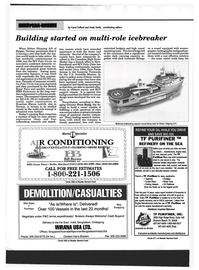 Maritime Reporter Magazine, page 4,  Dec 1994 Bill Brown