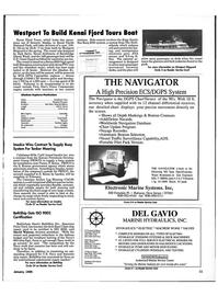 Maritime Reporter Magazine, page 9,  Jan 6, 1995