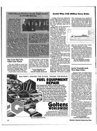 Maritime Reporter Magazine, page 10,  Jan 6, 1995