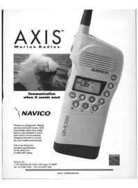 Maritime Reporter Magazine, page 1,  Jan 6, 1995