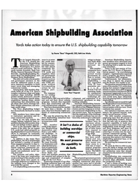 Maritime Reporter Magazine, page 6,  Jan 6, 1995