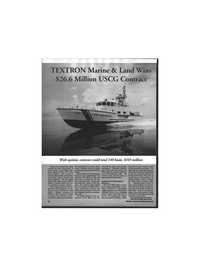 Maritime Reporter Magazine, page 20,  Oct 1995 vative engineering solutions