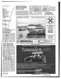 Maritime Reporter Magazine, page 99,  Feb 1997