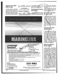Maritime Reporter Magazine, page 100,  Feb 1997