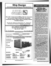 Maritime Reporter Magazine, page 104,  Feb 1997