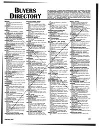 Maritime Reporter Magazine, page 109,  Feb 1997