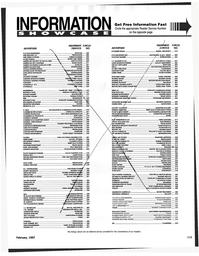 Maritime Reporter Magazine, page 112,  Feb 1997