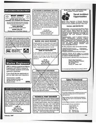 Maritime Reporter Magazine, page 119,  Feb 1997