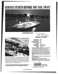 Maritime Reporter Magazine, page 3rd Cover,  Feb 1997