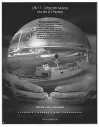Maritime Reporter Magazine, page 14,  Feb 1997