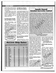 Maritime Reporter Magazine, page 18,  Feb 1997