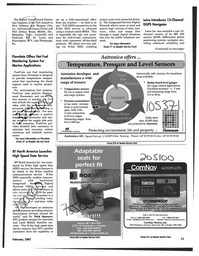 Maritime Reporter Magazine, page 23,  Feb 1997