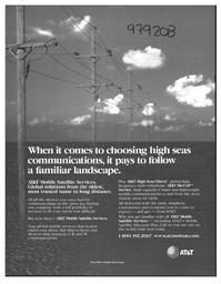 Maritime Reporter Magazine, page 1,  Feb 1997