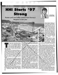 Maritime Reporter Magazine, page 28,  Feb 1997