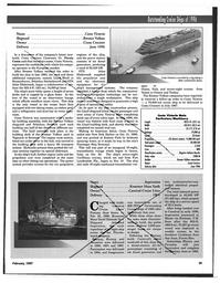 Maritime Reporter Magazine, page 35,  Feb 1997