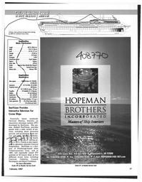Maritime Reporter Magazine, page 37,  Feb 1997