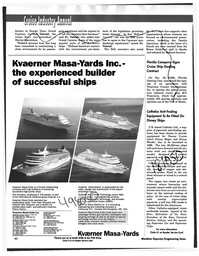 Maritime Reporter Magazine, page 40,  Feb 1997