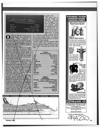 Maritime Reporter Magazine, page 43,  Feb 1997