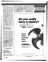 Maritime Reporter Magazine, page 47,  Feb 1997