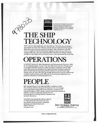 Maritime Reporter Magazine, page 48,  Feb 1997