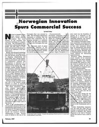 Maritime Reporter Magazine, page 49,  Feb 1997