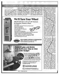 Maritime Reporter Magazine, page 52,  Feb 1997