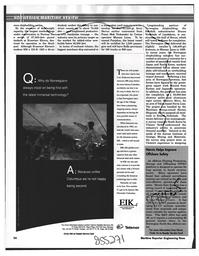 Maritime Reporter Magazine, page 54,  Feb 1997