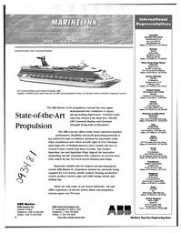 Maritime Reporter Magazine, page 4,  Feb 1997