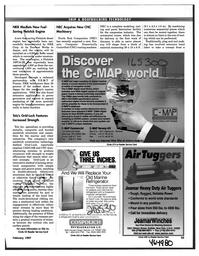 Maritime Reporter Magazine, page 59,  Feb 1997