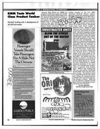 Maritime Reporter Magazine, page 62,  Feb 1997