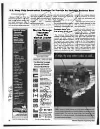 Maritime Reporter Magazine, page 70,  Feb 1997