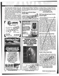 Maritime Reporter Magazine, page 76,  Feb 1997