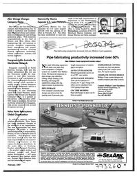 Maritime Reporter Magazine, page 83,  Feb 1997