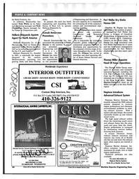 Maritime Reporter Magazine, page 84,  Feb 1997