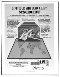 Maritime Reporter Magazine, page 7,  Feb 1997