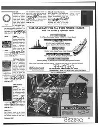 Maritime Reporter Magazine, page 89,  Feb 1997