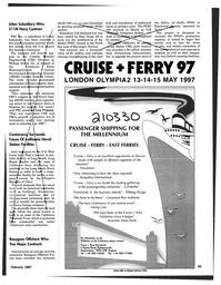 Maritime Reporter Magazine, page 95,  Feb 1997