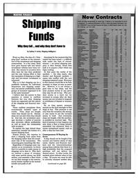 Maritime Reporter Magazine, page 8,  Mar 1997