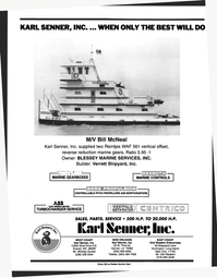 Maritime Reporter Magazine, page 4th Cover,  Mar 1997
