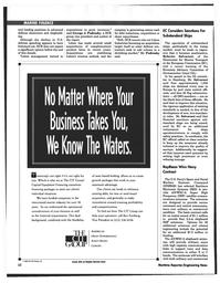 Maritime Reporter Magazine, page 12,  Mar 1997
