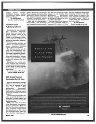 Maritime Reporter Magazine, page 15,  Mar 1997