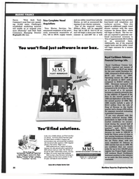 Maritime Reporter Magazine, page 20,  Mar 1997
