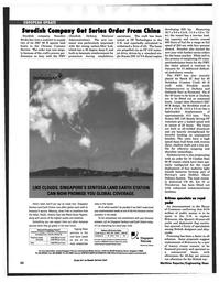 Maritime Reporter Magazine, page 24,  Mar 1997