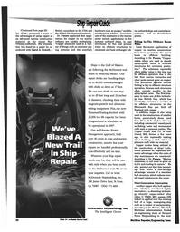 Maritime Reporter Magazine, page 26,  Mar 1997
