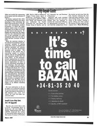 Maritime Reporter Magazine, page 27,  Mar 1997