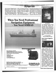 Maritime Reporter Magazine, page 28,  Mar 1997